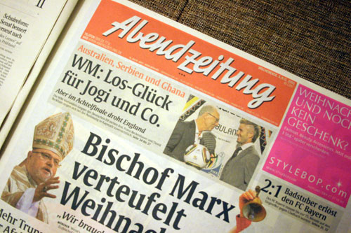 münchner abendzeitung fcb